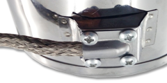 Тип подключения 7. Закрытый металлический короб с гибким термостойким проводом