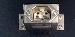 Тип подключения 9. Вывод трехконтактный термостойкий WG-3.