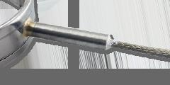 Тип подключения 10. Термостойкий вывод с радиальным расположением гильзы.