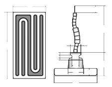 Инфракрасная паяльная станция чертеж