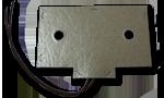 Миканитовые плоские нагреватели