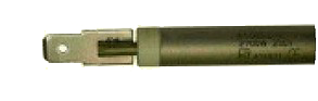 Тип подключения воздушного тэна Плоский разъем 6,3 мм
