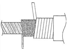 Термостойкие провода и кабели чертеж